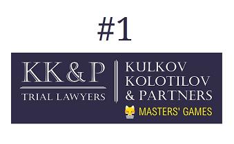 ''Кульков, Колотилов и партнеры''  победитель Masters' Games (международный коммерческий арбитраж -  исполнение решений в России)